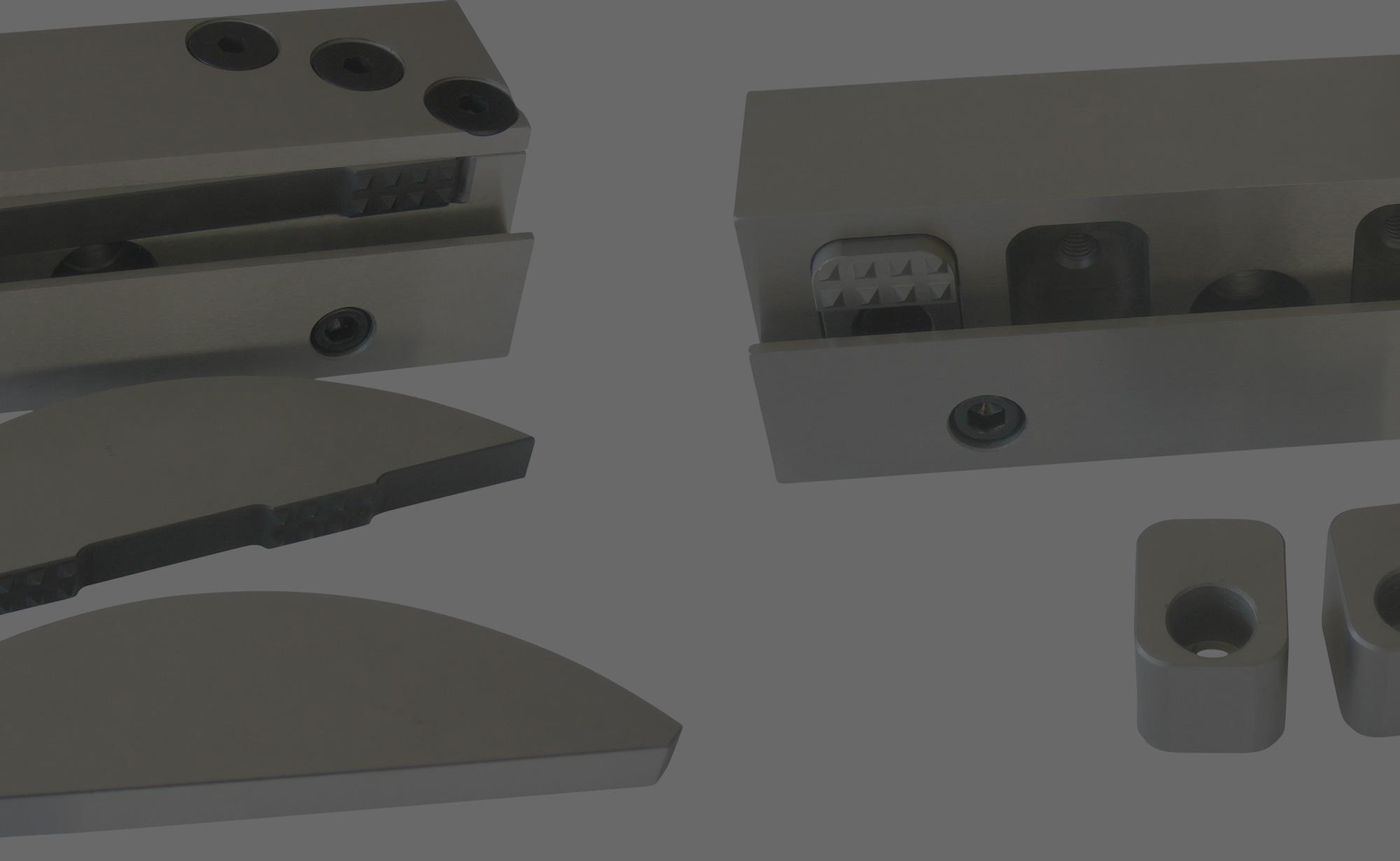 Produkte Ausgleichskrallenbacken beweglich und fest Singler-Metall GmbH